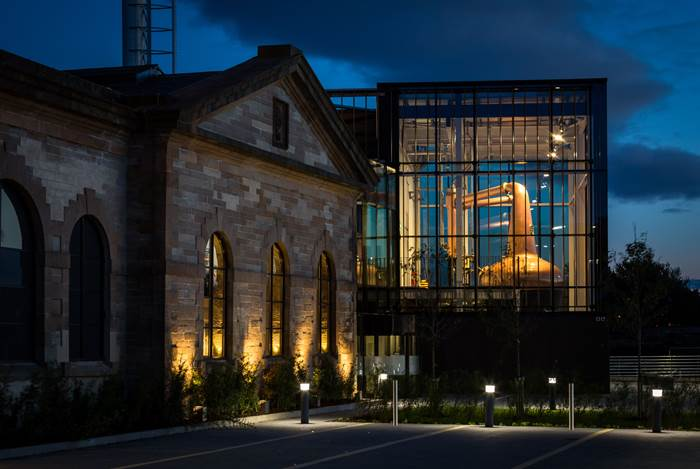The Clydeside Distillery Evening