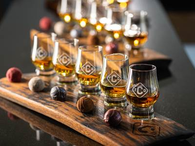 Chocolate Whisky Tour Clydeside 3