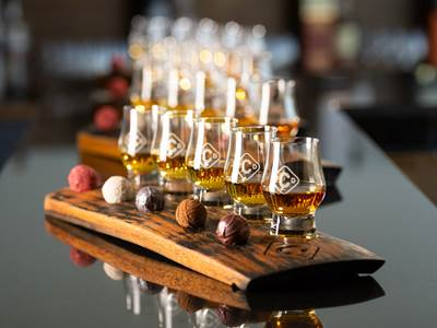 Five chocolate & whisky pairings from our sublime whisky tasting experience